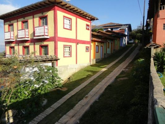 Pousada Serra do Luar